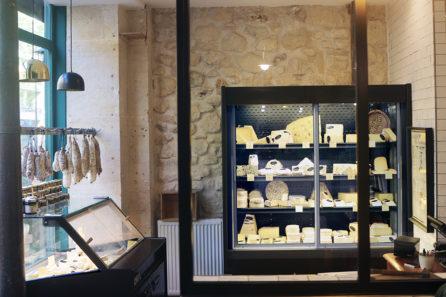 Boutique et cave à fromages - Formaticus - Bar à fromages - Fromagerie - Paris