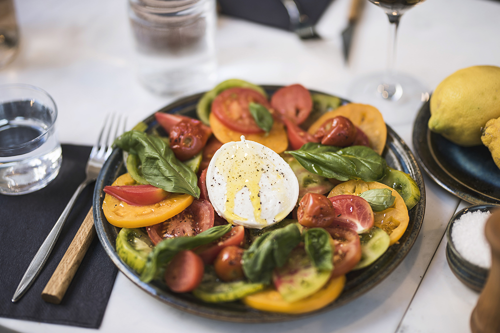 Salade Mozza