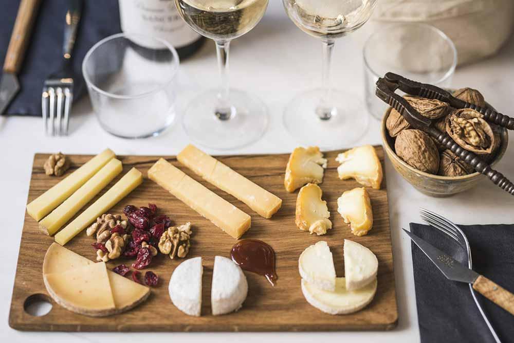 Planche de fromages - Formaticus - Bar à fromages - Fromagerie - Paris