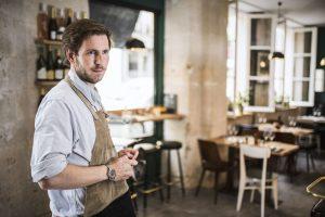 Le bar à fromages avec Pierre-Hilaire PORON