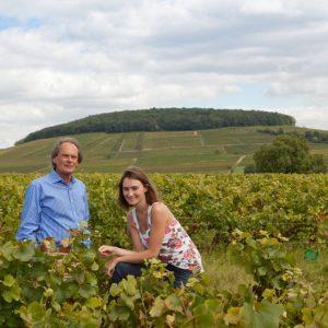 Dominique Guyon et sa fille Hombeline - Formaticus - Domaine Antonin Guyon