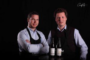 Alexis et Vianney - Formaticus - Brasserie de Chablis - Collection Maddam